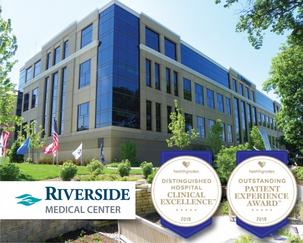 Riverside Achieves National Ranking For Clinical Excellence And Outstanding Patient Experiences Kankakee Bourbonnais Illinois Il Riverside Healthcare