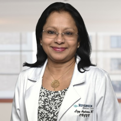 Lizy Andrews, MD | Obstetrics & Gynecology in Bourbonnais