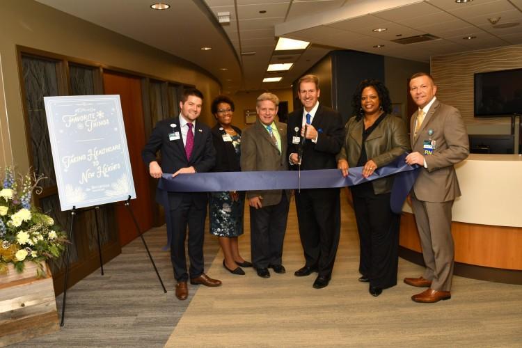 Riverside Healthcare Celebrates Opening Of East Tower 5th Floor Kankakee Bourbonnais Illinois Il Riverside Healthcare